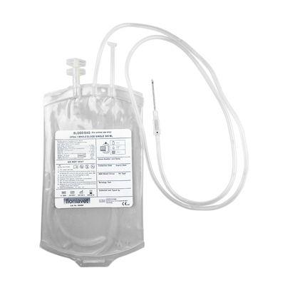 Blodpåse enkel CPDA 500 ml /5