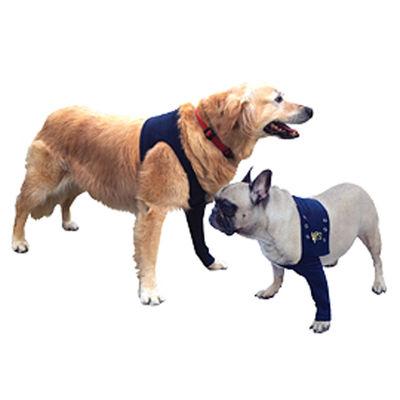 Medical Pet Shirt blå frambensskydd M /st