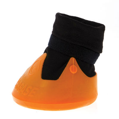 Tubbease Hästtoffla X-Large ø 16,5 cm orange /st