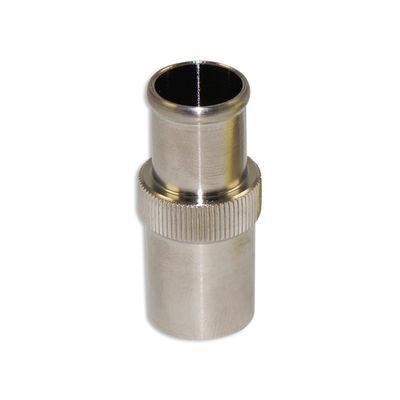 Intuberingsnippel i metall 12,0 mm /st