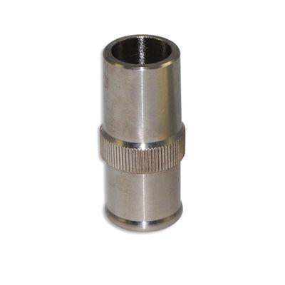 Intuberingsnippel i metall 14,0 mm /st