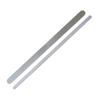 Benskena aluminium/skum 2,5x30 cm /st