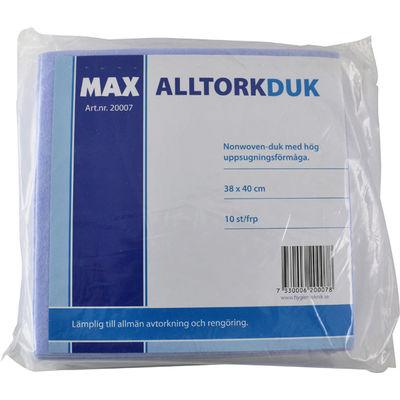 Alltorkduk 38x40 cm blå /10