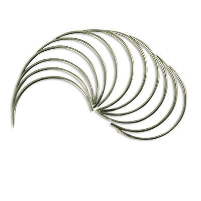 Runda suturnålar med stängt öga Vitrex HRX-38 1/2 cirkel /12