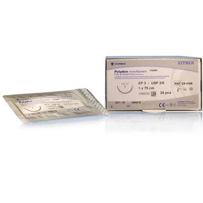 Polydox 2/0 HS-27 75 cm /24