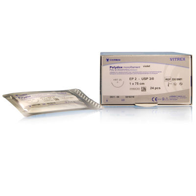 Polydox 3/0 HRT-25 70 cm /24
