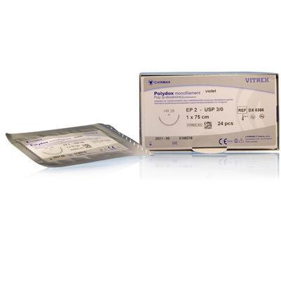 Polydox 3/0 HR-26 70 cm /24