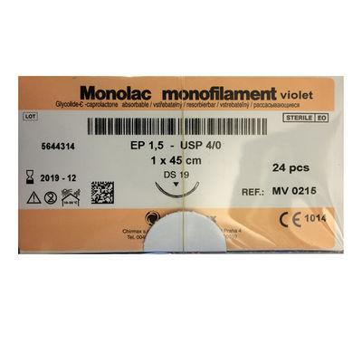 Monolac 4/0 DS-19 45 cm /24