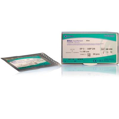 Silon Monofil 2/0 GS-50 90 cm /24