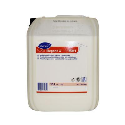 Tvättmedel Clax Elegant G 3CL3 10 liter