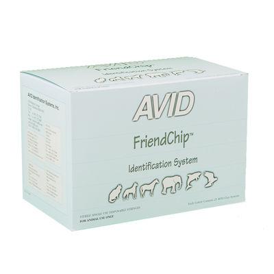 Avid Friendchip för märkning av sällskapsdjur /25