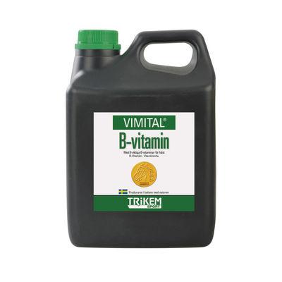Vimital B Vitamin flytande 5 liter /st