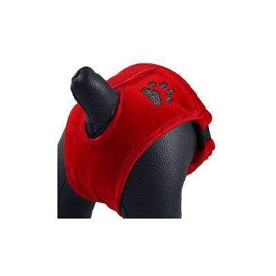 Tikskydd röd tass stl 5 XL 50-65 cm /st