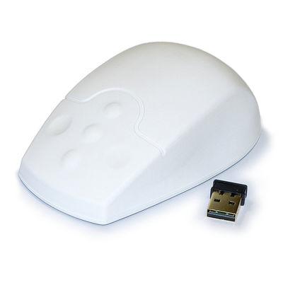 Trådlös mus för vårdmiljö