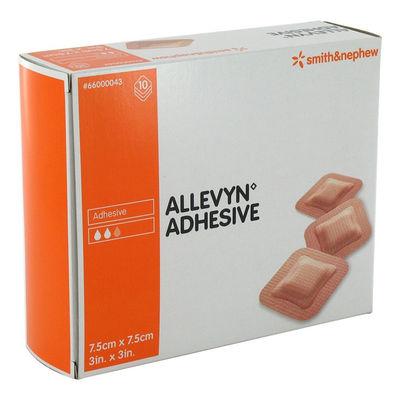 Allevyn Adhesive 7,5x7,5 cm /10