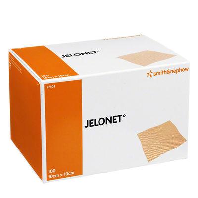 Jelonet salvkompress med paraffin 10x10 cm /100