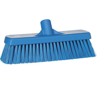 Golvborste Vikan 30 cm Medium blå /st