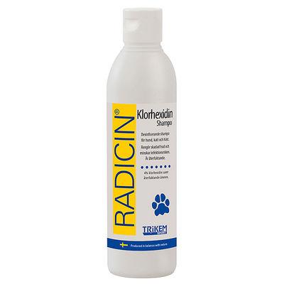Radicin Klorhexidin shampo 200 ml /st