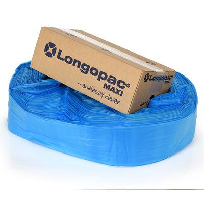 Longopac Maxi Standard Blå 110 m inkl. 130 st buntband  /st