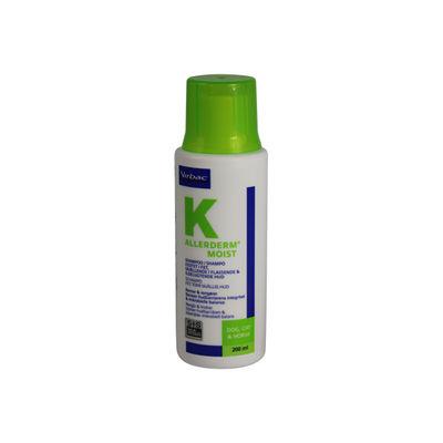Virbac Allerderm Moist shampo 200 ml /st