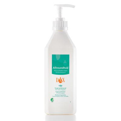 DAX flytande parfymerad mild tvål med pump 600 ml /st