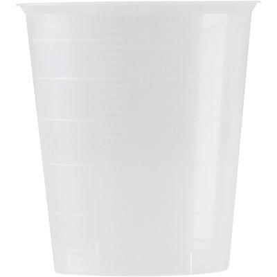 Medicinbägare 30 ml transparent /st