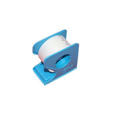 Micropore kirurgisk tejp med hållare 25 mmx9,1 m /12