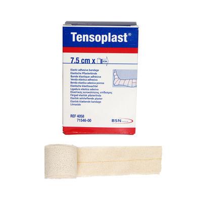 Tensoplast elastisk plåsterbinda 7,5 cmx4,5 m /st