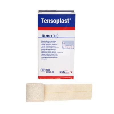 Tensoplast elastisk plåsterbinda 10 cmx4,5 m /st