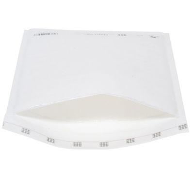 Vadderad påse Mail Lite vit 150x210 mm /100