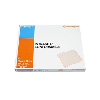 Intrasite Conformable gelkompress 10x10 cm /10