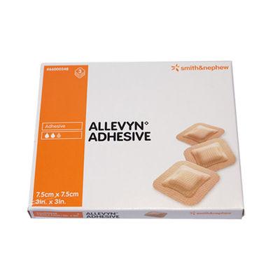 Allevyn Adhesive 7,5x7,5 cm /3