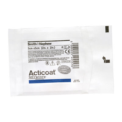 Acticoat Flex 3 silver 5x5 cm /5