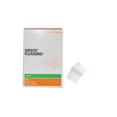 Opsite Flexigrid Sårfilm 6x7 cm /100
