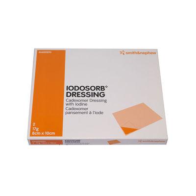 Iodosorb Kompress 17 gram 8x10 cm /2