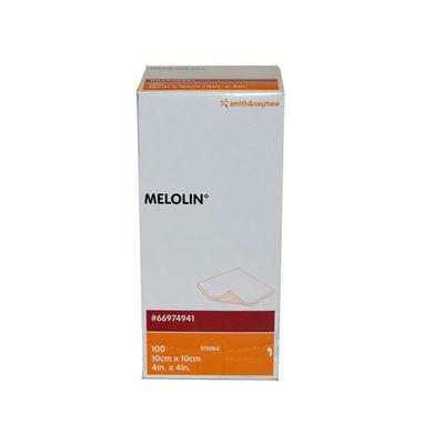 Melolinkompress 10x10 cm /100