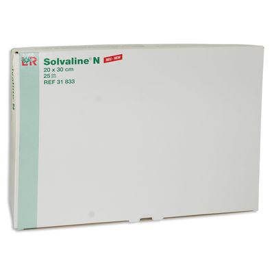 Kompress Solvaline N Steril 20x30 cm /25