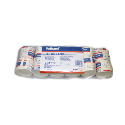 Polster rayon Velband 5 cm x 2,7 m /12
