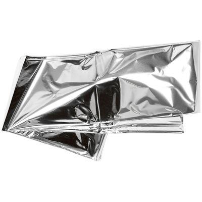 Räddningsfilt i aluminium 150x200 cm /st