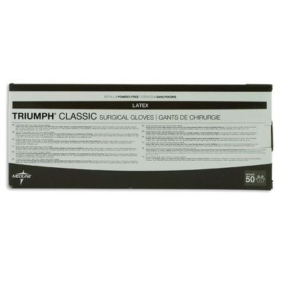 Triumph Classic operationshandske steril puderfri stl. 7,0 /50 par