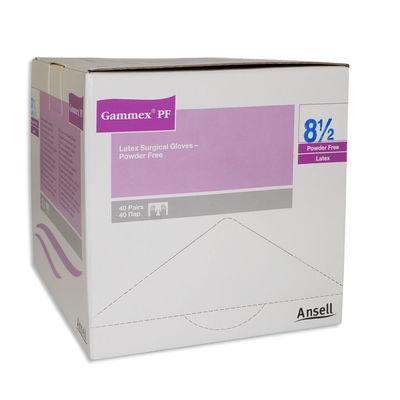 Gammex operationshandske steril puderfri stl. 8,5 /40 par