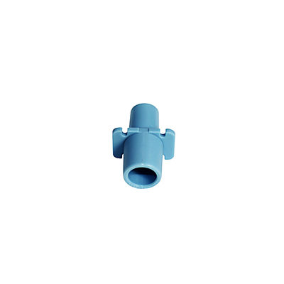 Intuberingsnippel i plast 10,5 mm /st