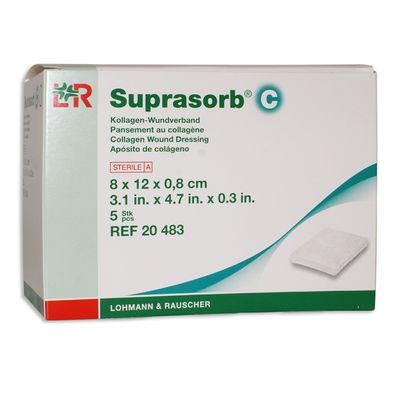 Suprasorb C kompress 8x12 cm /5