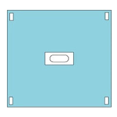 Barrier hålduk 75x80 cm med häfta runt hålet som är 6x15 cm /st