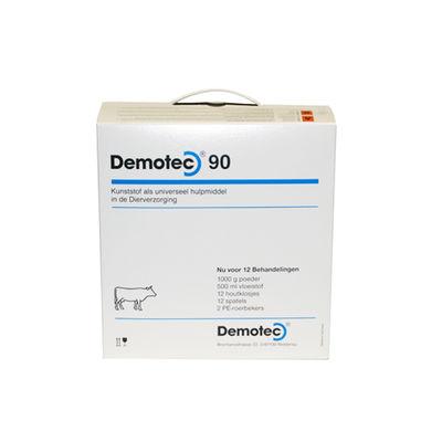 Klövlagning Demotec 90 för 12 behandlingar /fp