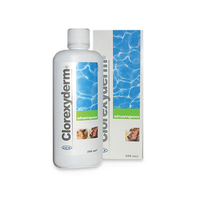 Clorexyderm Shampo 4% 1000 ml  /st