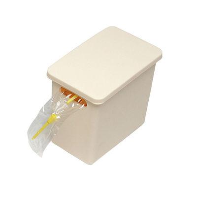 Spen/analsäckskanyl i dispenser, lång modell spets 24 mm, engångs /100