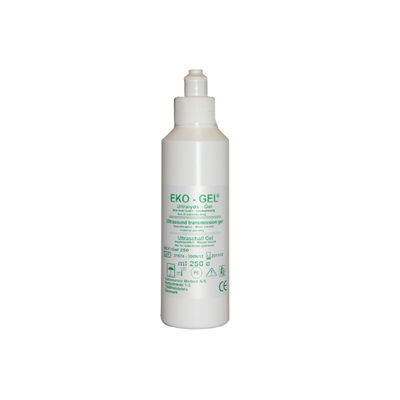 Ultraljudsgel Eko-gel 250 ml /st
