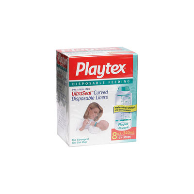 Flaskpåsar Playtex /125