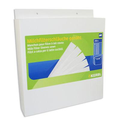 Mjölkfilter 57x250 mm med sydd kant /250